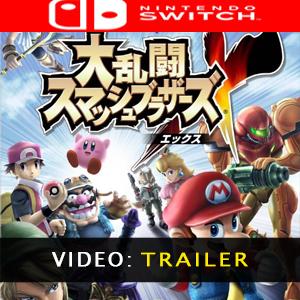 Smash Bros. Special Nintendo Switch Video Trailer