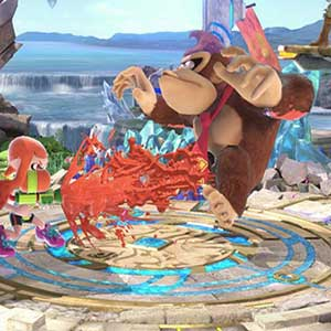 the Super Smash Bros