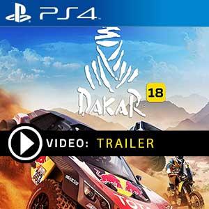 Dakar 18 PS4 Prices Digital or Box Edition
