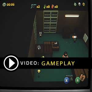 DanCop Daniela on Duty Gameplay Video