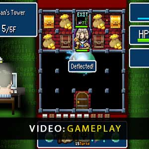 Dandy Dungeon Legend of Brave Yamada Gameplay Video