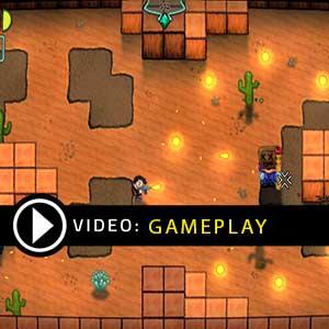 Danger Gazers Gameplay Video