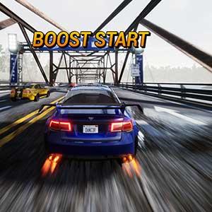Boost start