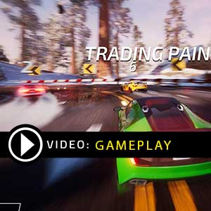 Dangerous Driving Gameplay Video