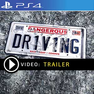 Dangerous Driving PS4 Prices Digital or Box Edition