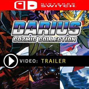 Darius Cozmic Collection Nintendo Switch Prices Digital or Box Edition