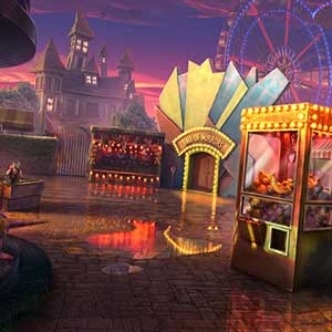 mysterious carnival