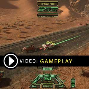Dark Future Blood Red States Gameplay Video