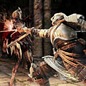 Dark Souls 2 - Thrust