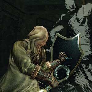 Dark Souls 2 Crown of the Sunken King Enemy
