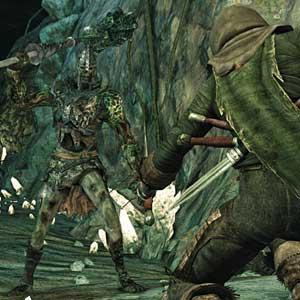Dark Souls 2 Crown of the Sunken King Fight