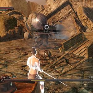 Dark Souls 2 Gameplay