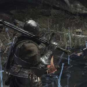 Dark Souls 3 PS4 Giant enemy