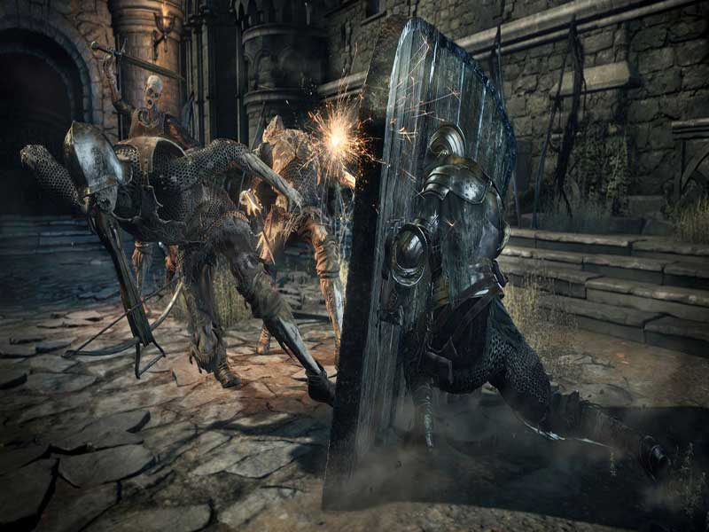 Buy Dark Souls 3 Ps4 Game Code Compare Prices