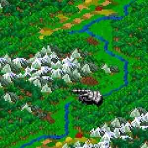 Darklands: Forested Land