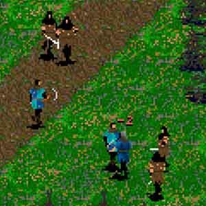 Darklands: Characters on Screen