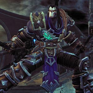 Darksiders 2 - Character