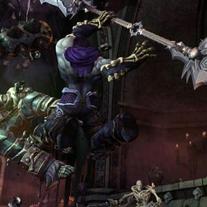 Darksiders 2 - Fight