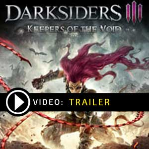 Buy Darksiders 3 Keepers of the Void CD Key Compare Prices