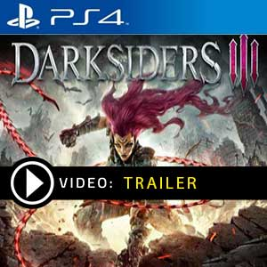 Darksiders 3 PS4 Prices Digital or Box Edition
