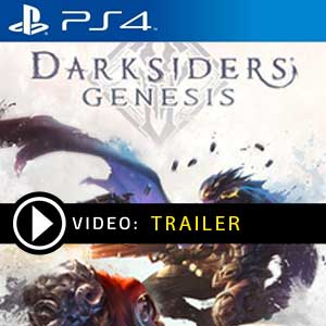 Darksiders Genesis PS4 Prices Digital or Box Edition