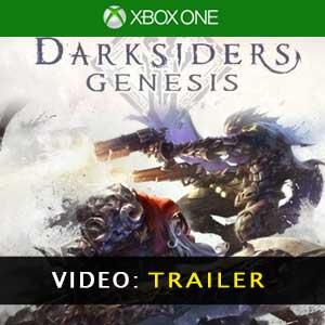 Darksiders Genesis XBox One Video Trailer