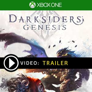 Darksiders Genesis Xbox One Prices Digital or Box Edition