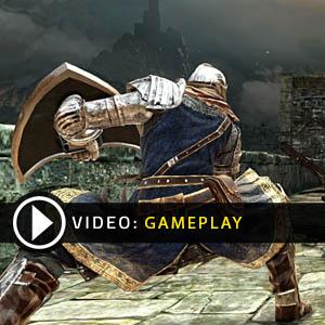 Dark Souls II: Scholar of the First Sin Gameplay Video