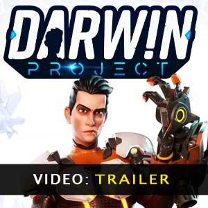 Darwin Project Trailer Video