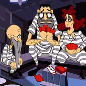 Day Of The Tentacle Remastered Prisons