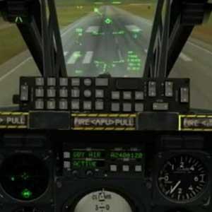 DCS A 10C Warthog Landing