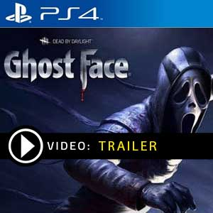 Dead by Daylight Ghost Face PS4 Prices Digital or Box Edition