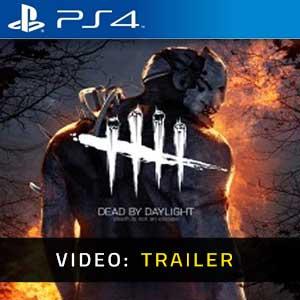 Dead by Daylight PS4 Video Trailer