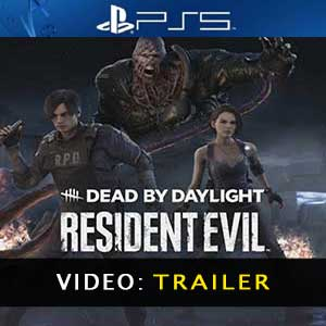 Dead by Daylight Resident Evil Chapter PS5 Video Trailer