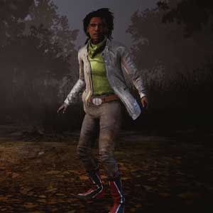 Dead By Daylight: Claudette in Electric Jacket and Red Flash Boots