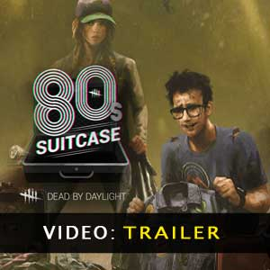 Dead By Daylight The 80s Suitcase trailer video