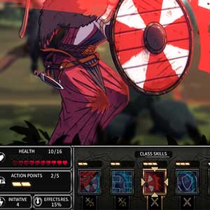 Turn-based tactical combat