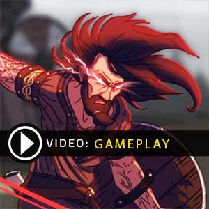 Dead In Vinland Gameplay Video
