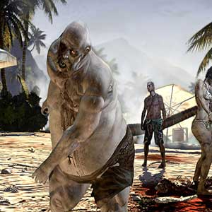 Dead Island Group of Zombies