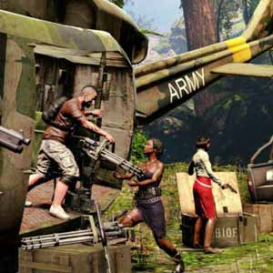 Dead Island Riptide - Helicopter