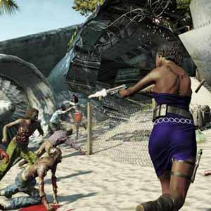 Dead Island Riptide - Plane Crashed