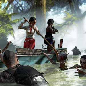 Dead Island Riptide - Swap Survival