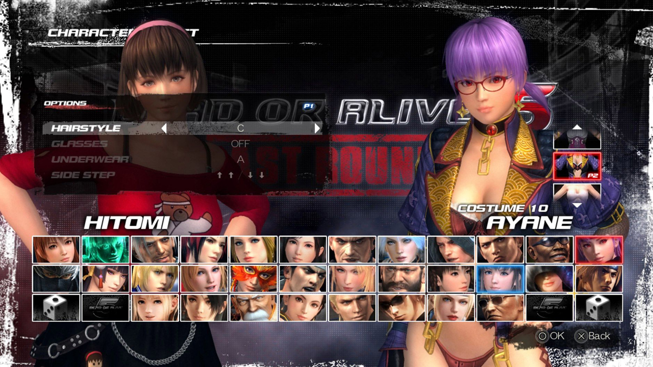 Dead or alive 54