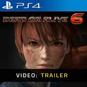 Dead or Alive 6 PS4 Video Trailer