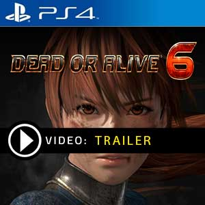 Dead or Alive 6 PS4 Prices Digital or Box Edition