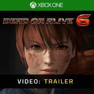Dead or Alive 6 XBox One Video Trailer