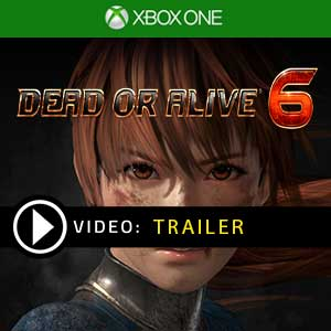 Dead or Alive 6 Xbox One Prices Digital or Box Edition
