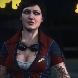 Dead Rising 3 Xbox One Characters