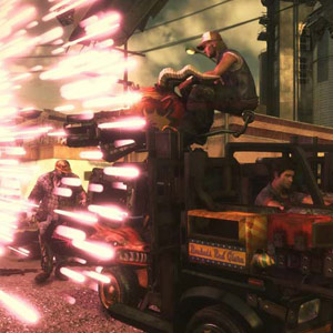 Dead Rising 3 Xbox One Fight
