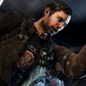 Dead Space 3 Character